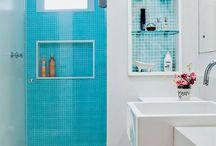 Decoração de Banheiro e Suíte (Bathroom decor)