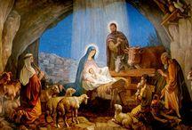 Christmas Art / Christmas Peace