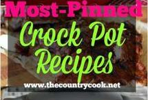 What a crock! / Crock pot recipes!