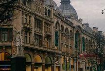 NamsNotes Steden / Een samenvatting van steden waar ik ben geweest.