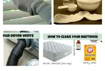Cleaning Tips / by Johanna Campbell