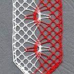 bobbin lace, practice