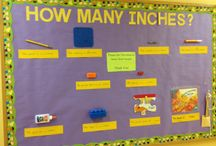 measuring bulletin board