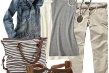 styli oblékání