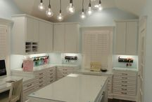 Dream House: Craft Room / by Brittany Bennett