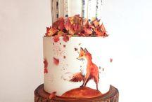 Autumn Cakes