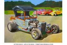 Old Cars and Hot Rods