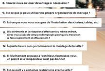 Rétroplanning mariage