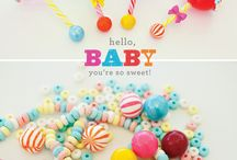 ♥ BABY SHOWER ♥ / by Holly Chapman