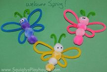 Pipecleaner workshop