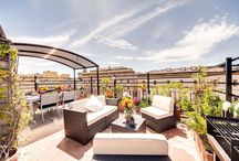 high end long term rentals in rome