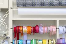 Wrapping Station ideas / by Patti Luttrell