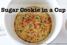 Cookie in a Cup recipes