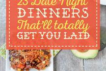 Date night recipes