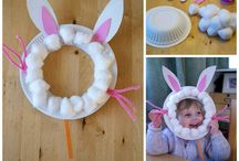 easter toddler craft