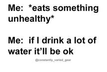 H20 / Drink & Eat Your Water