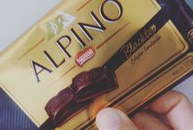 Comida Boa Muda Tudo Mas gente só eu amei o #alpino #blacktop ?❤❤❤❤❤ #comidaboamudatudo  #chocolatealpino #nestle