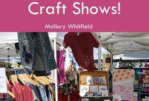Craft show / by Mergan Troid