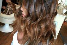Bayalage hair