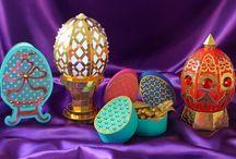 Eggstravagance SVG collection