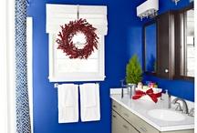 Bathroom Ideas / by Eliza Koeller