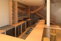 Beers, Bourbon and Blue Martini's / CPL_Bar Design / by Catering Projects