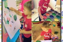 Art Activities for Kids / Fun and easy art for kids to make!