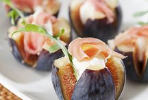 Alluring Appetizers / Light bites and canapés. Perfect for a casual potluck or sit-down dinner party.  / by No Recipes