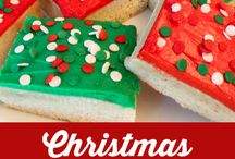 Christmas cookies for Nora & Maria