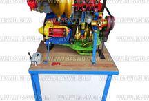 Trainer Cutting Engine Simulation Toyota 4A / 5A / Trainer Cutting Engine Simulation Toyota 4A / 5A