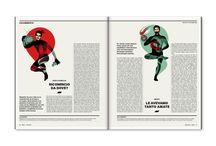 Magazine / Print / by Eric Berlin