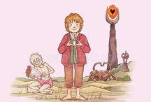 Hobbit/Herr der Ringe