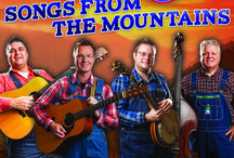 The Mountain Jacks / Our brand new pre-show features the amazing bluegrass band, the Mountain Jacks!