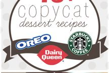 COPY CAT - SECRET INGREDIENTS SHARED - ODONNA