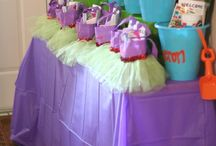 Mermaid Birthday parties