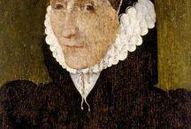 Older Elizabethan and Jacobean Ladies