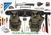 Best Tool Belt For Carpenters