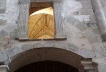 O CÍSTER. SANTA MARÍA DE MEIRA / Achegarémonos ao coñecemento da arte cisterciense visitando a Igrexa de Santa María de Meira que formaba parte do mosteiro ubicado na cuna do Miño, en Meira.