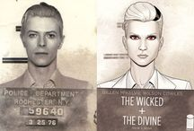 Wicked and the Divine Shoot / by Desi Delaluna