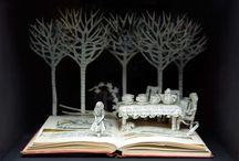Paper Craft/ Altered Books / by Roberta Gibson