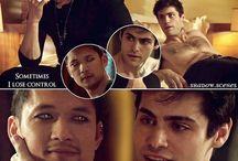 ❤Malec❤ Book&Serie / Magnus Bane and Alec Lightwood