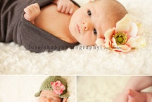 Cute Baby Picture Ideas((: / by Michaela Ladner
