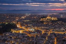 Where I Live... / About Athens and Piraeus landscape...
