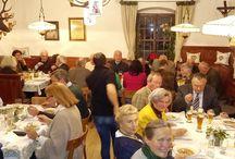 Adventsfeier 2015 / Wir haben uns im Gasthof Glashütte in St. Michael zur tradiionellen Adventsfeier getroffen. Es wurde ein ganz toller Abend mit viel Stimmung und einem sensationellen Schweinsbraten aus dem Holzofen!