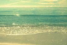 .. oceano/mar .. / by Pamela Macko