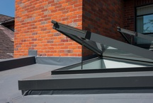 Bespoke Rooflights / The Rooflight Company's bespoke design service turn your drawings into a reality. The Bespoke team will work with you provide your vision.