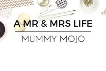 MUMMY MOJO / Need me a pick me up? Find some inspirational quotes and blog posts to help get your mummy mojo in gear.