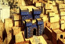 Mesopotamia. desert