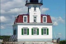 Places: Lighthouses for J & P / by Ruthie Roberts