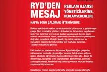 reklam-Advertising / by Alican Kalafatoğlu